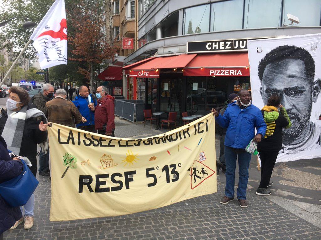 Marche Sans-Papiers Porte d'Italie 2020-10-17 (2)