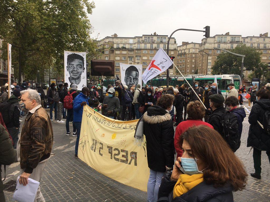 Marche Sans-Papiers Porte d'Italie 2020-10-17 (3)