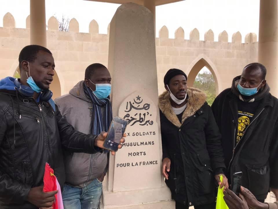 Verdun Mémorial aux Combattants Musulmans 2020-10-12