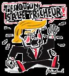 Colère Trump