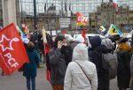 Chartres 05-12-2020 Rassemblement Loi Sécurité globale 00