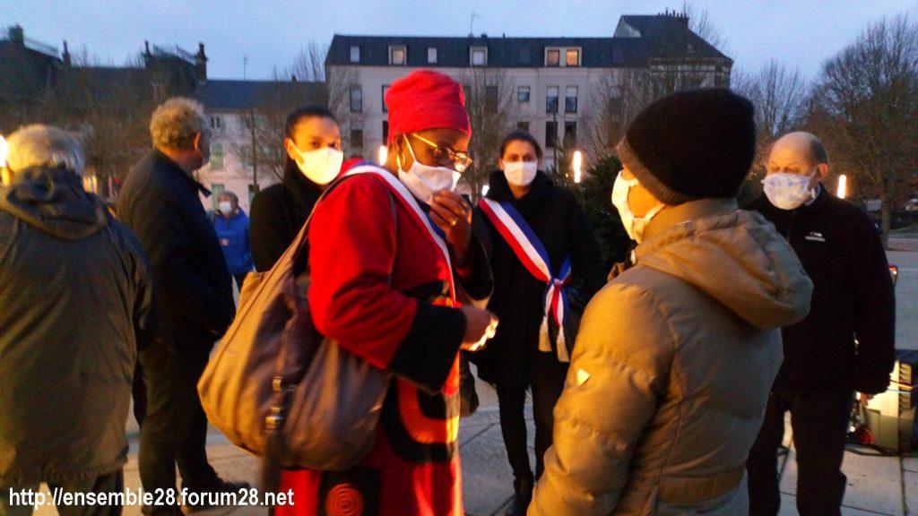 Chartres 09-12-2020 Rassemblement Laïcité 05