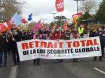 Chartres 12-12-2020 Manifestation Sécurité globale 00