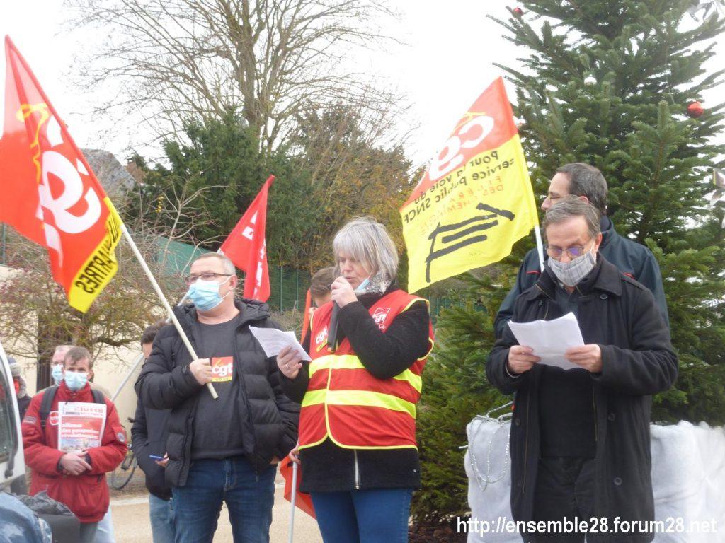Chartres 12-12-2020 Manifestation Sécurité globale 04