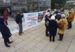 Chartres 18-12-2020 Rassemblement AERéSP Journée internationale des Migrants 00