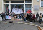 Chartres DSDEN 01-12-2020 Rassemblement AED Adjoints-d'enseignement 00