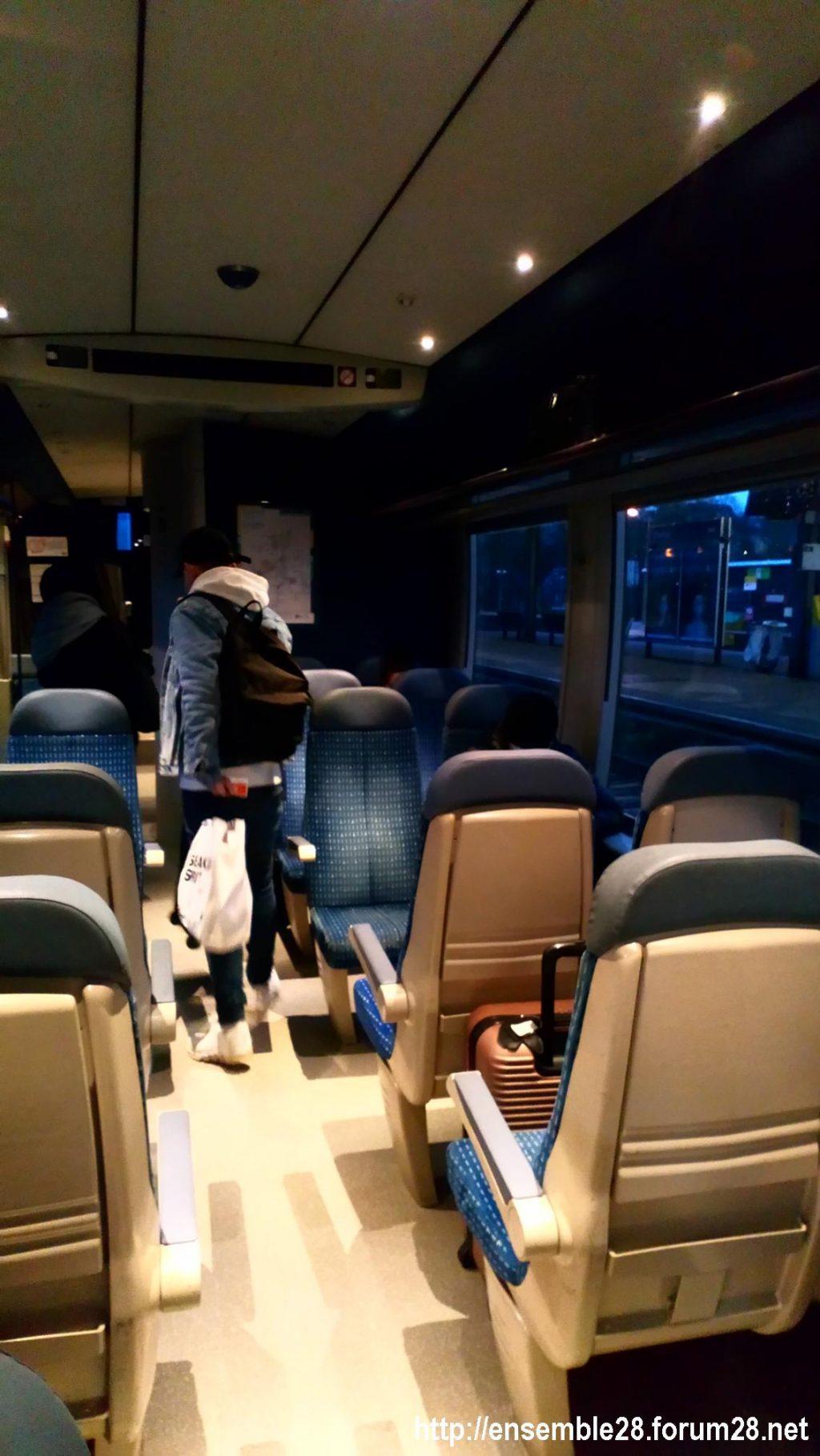 Chartres-Tours 13-12-2020 Premier TER direct 04
