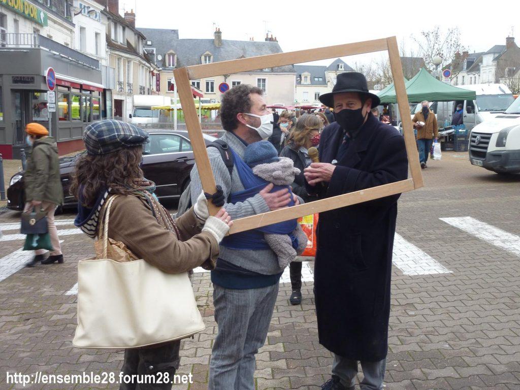 Nogent-le-Rotrou 05-12-2020 Action Place Saint-Pol 02