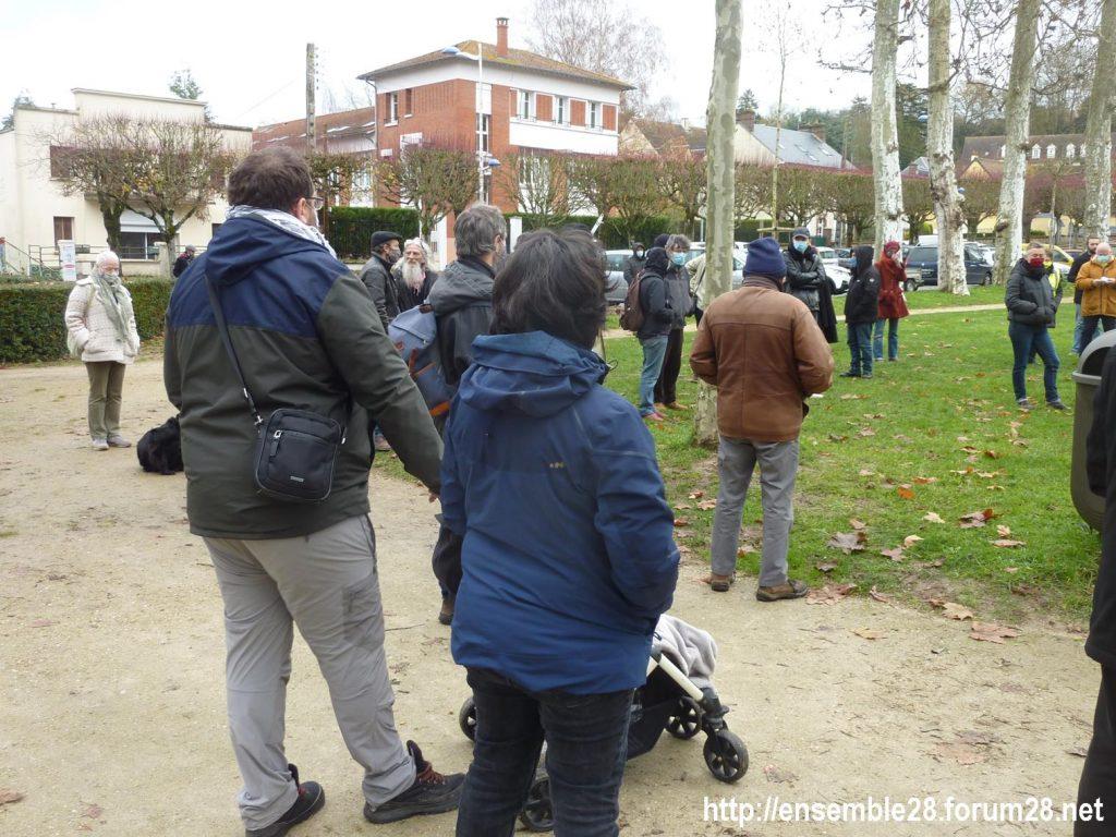 Nogent-le-Rotrou 12-12-2020 Pour un Après pas comme Avant Acte5 04