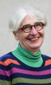 Portrait Jacqueline Marre