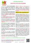 Tract Ensemble!28 Loi Sécurité globale Rassemblement 12-12-2020