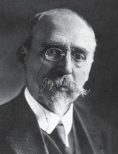 Photographie de Ferdinand Buisson (1841-1932)