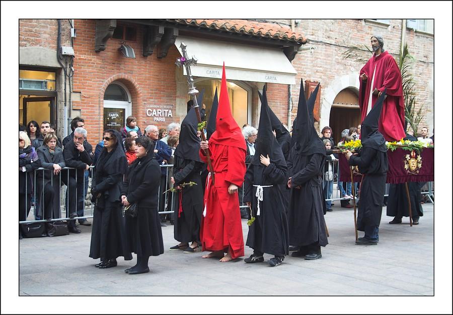 Procession de la Sanch, Perpignan [Photo Mairie de Perpignan]