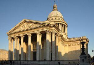 Panthéon français à Paris