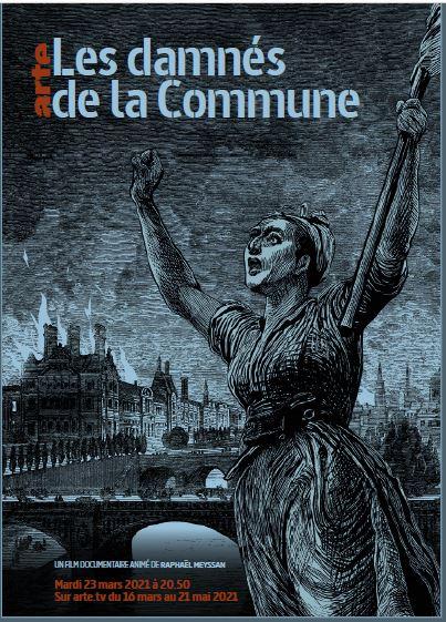 Les Damnés de la Commune [Affiche]