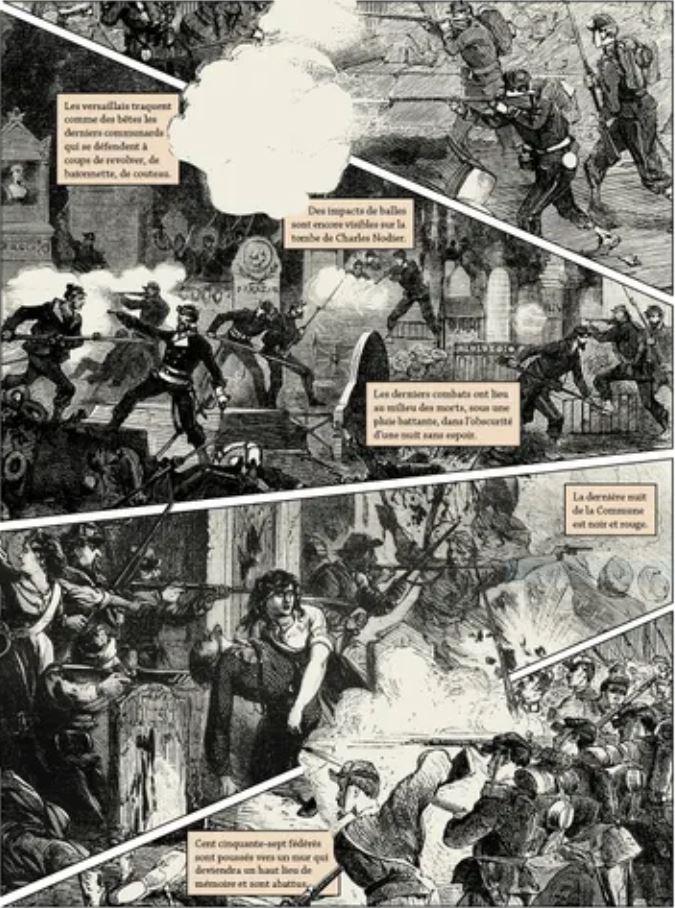 Les Damnés de la Commune [Planche 2]