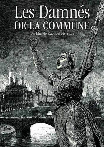 Affiche de Les Damnés de la Commune, documentaire graphique