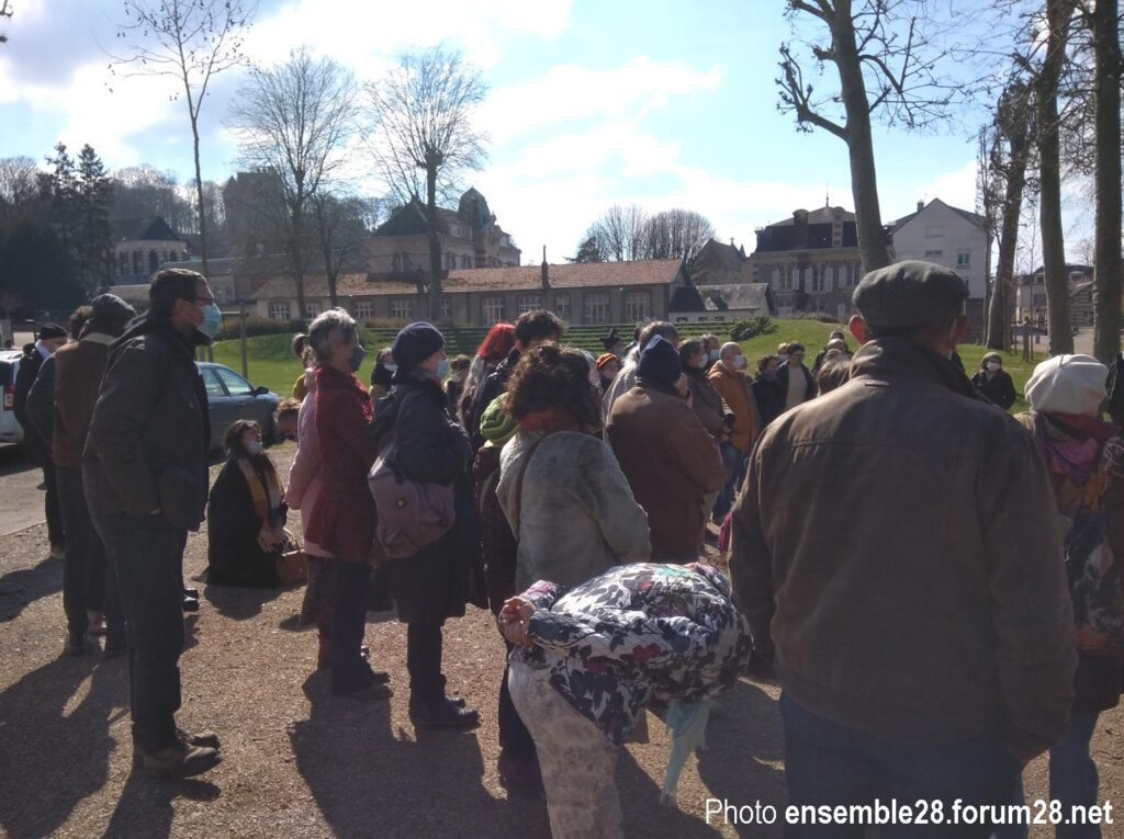 Nogent-le-Rotrou 20-03-2021 Pour un Après pas comme Avant Acte 17