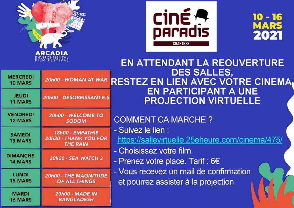 Programme Ciné Environnement [Pavé modalités]