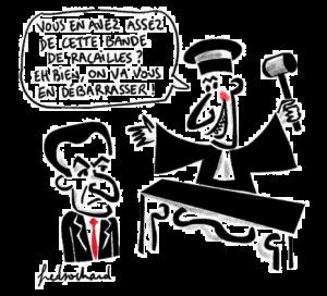 Retour de bâtonnier [Fred Sochard]
