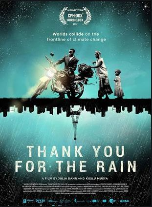 Thank You forthe Rain [Affiche]