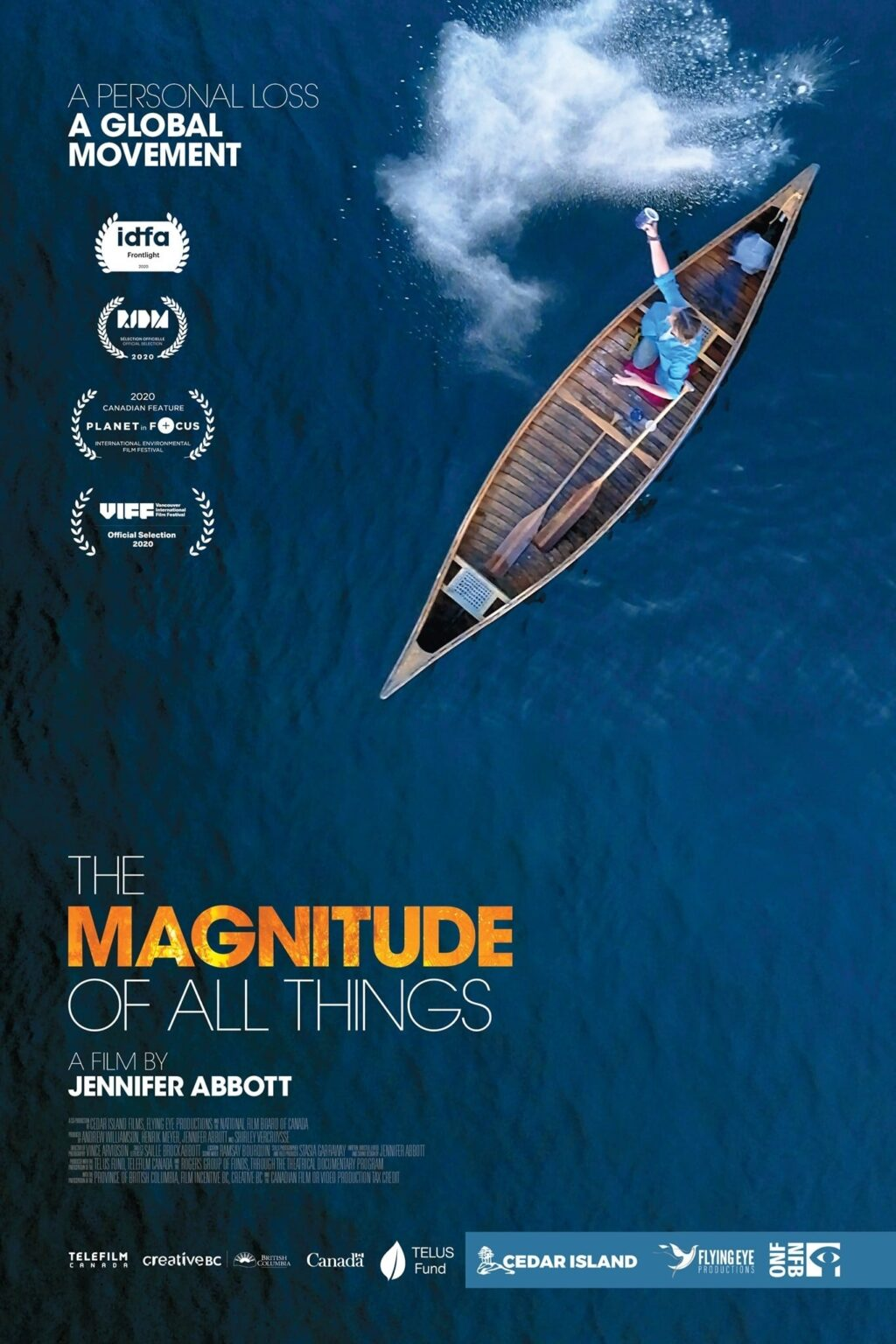 The-magnitude-of-all-things [Affiche]