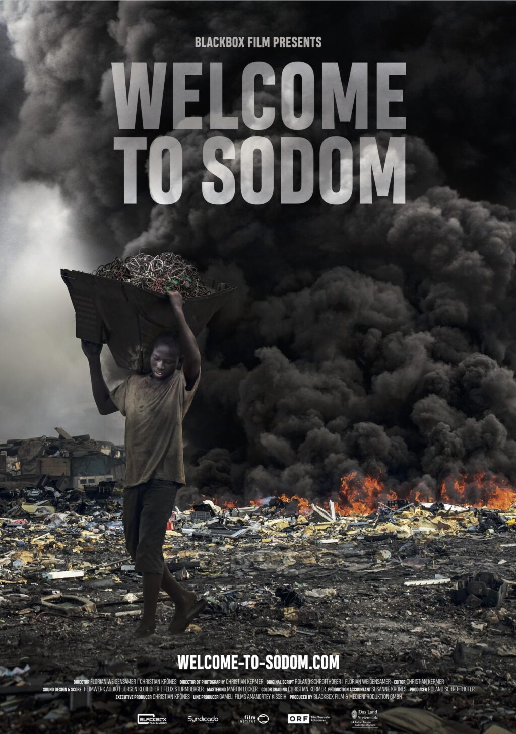 Welcome to Sodom [Affiche]