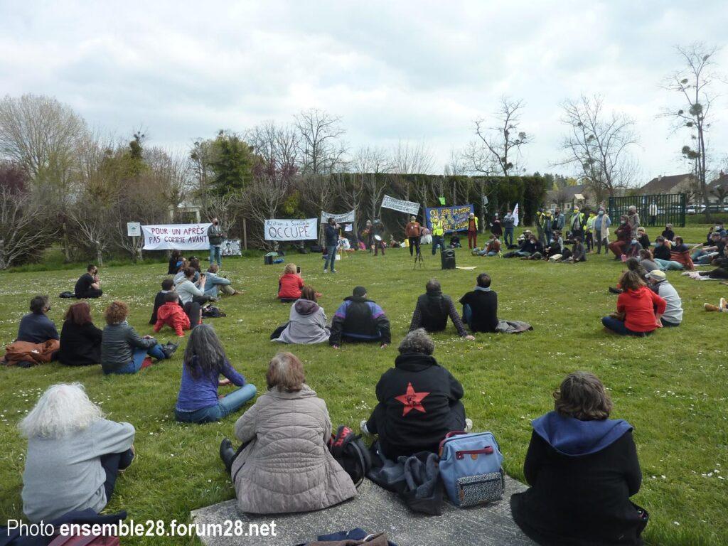 Courville 18-04-2021 Agora des luttes E&L