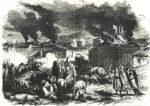 Algérie, 1871, l'attaque de BorjBouArirrij par les homme d'El Mokrani