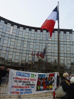 Un toit c'est la loi ! / Rassemblement / Préfecture / Chartres / 18 mai / 17 h. @ CHARTRES - Devant la Préfecture