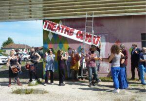 Vernouillet Atelier à spectacle Fin d'occupation