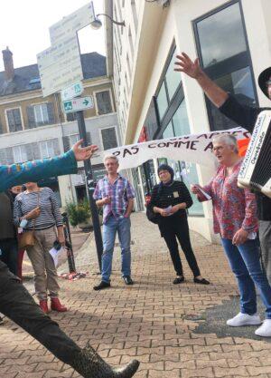 Pour un Après pas comme Avant - Acte 34 / Nogent-le-Rotrou / Place Saint-Pol / 18 septembre / 11 h. @ NOGENT-LE-ROTROU place Saint-Pol