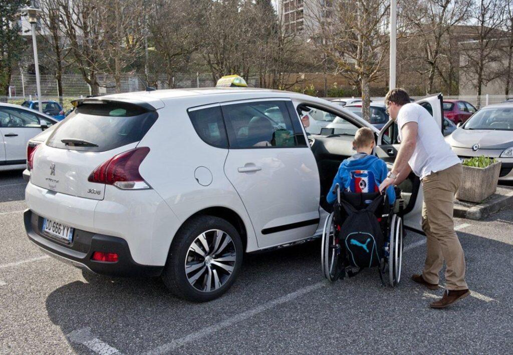 Transport Élève-handicapé